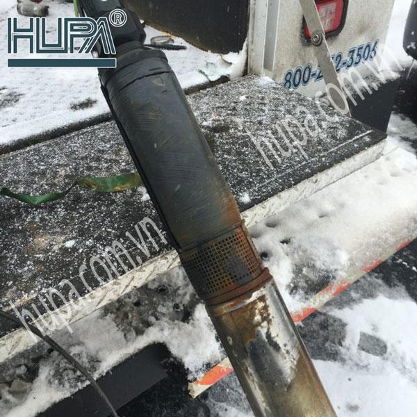 Vì sao máy bơm chìm giếng khoan lên yếu và cách khắc phục